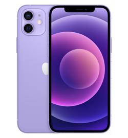 Apple - iPhone 12 mini - Purple - 64GB
