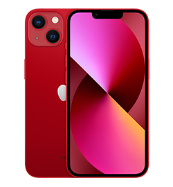 Apple - iPhone 13 - (PRODUCT)RED - 128GB