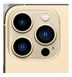 Apple - iPhone 13 Pro - Gold - 128GB