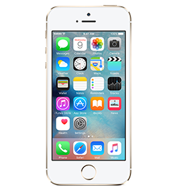 iPhone 5s - Gold - 64GB