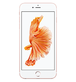 iPhone 6s Plus - Rose Gold - 16gb With 3d Touch, A9 Chip, 12mp Camera With Live Photos And Optical Image Stabilization For Stills And Video, 5.5-Inch Retina Hd Display, And So Much More, You'll See How - With iPhone 6s Plus - The Only Thing That's Changed Is Everything. (screen Images Shown Reflect Ios 10). Device Purchase Requires A Sim Starter Kit Which Will Be Added To Your Order Automatically