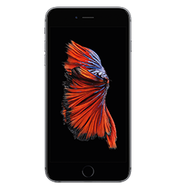iPhone 6s Plus - Space Gray - 128gb With 3d Touch, A9 Chip, 12mp Camera With Live Photos And Optical Image Stabilization For Stills And Video, 5.5-Inch Retina Hd Display, And So Much More, You'll See How - With iPhone 6s Plus - The Only Thing That's Changed Is Everything. (screen Images Shown Reflect Ios 10). Device Purchase Requires A Sim Starter Kit Which Will Be Added To Your Order Automatically
