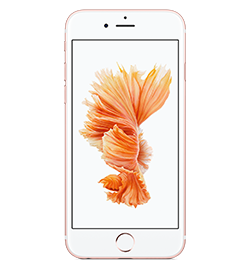 iPhone 6s - Rose Gold - 32gb With 3d Touch, A9 Chip, 12mp Camera With Live Photos, 4.7-Inch Retina Hd Display, And So Much More, You'll See How - With iPhone 6s - The Only Thing That's Changed Is Everything. (screen Images Shown Reflect Ios 10). Device Purchase Requires A Sim Starter Kit Which Will Be Added To Your Order Automatically.