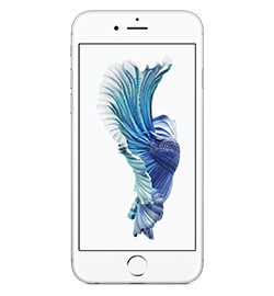 iPhone 6s - Silver - 32gb With 3d Touch, A9 Chip, 12mp Camera With Live Photos, 4.7-Inch Retina Hd Display, And So Much More, You'll See How - With iPhone 6s - The Only Thing That's Changed Is Everything. (screen Images Shown Reflect Ios 10). Device Purchase Requires A Sim Starter Kit Which Will Be Added To Your Order Automatically.