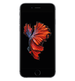 iPhone 6s - Space Gray - 32gb With 3d Touch, A9 Chip, 12mp Camera With Live Photos, 4.7-Inch Retina Hd Display, And So Much More, You'll See How - With iPhone 6s - The Only Thing That's Changed Is Everything. (screen Images Shown Reflect Ios 10). Device Purchase Requires A Sim Starter Kit Which Will Be Added To Your Order Automatically.