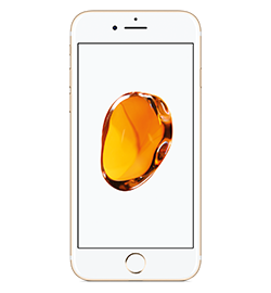 iPhone 7 - Gold - 32gb iPhone 7 Features A 12mp Camera With 4k Video And Optical Image Stabilization, A 4.7-Inch Retina Hd Display With Wide Color Gamut And 3d Touch, A10 Fusion Chip For High Performance, And Great Battery Life. It's Water And Dust Resistant, And Is Compatible With Ios 11—a Giant Step For iPhone, And A New Standard For The World's Most Advanced Mobile Operating System. Device Purchase Requires A Sim Starter Kit Which Will Be Added To Your Order Automatically.