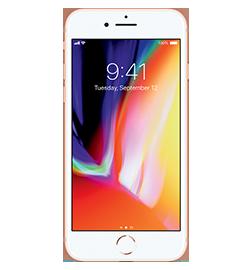 Apple - iPhone 8 - Gold - 64GB