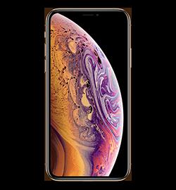 Apple - iPhone XS - Gold - 256GB