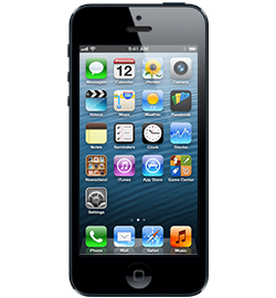 Apple iPhone 5 - Black - 16GB