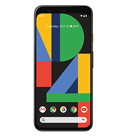 Google - Pixel 4 - Clearly White - 64GB