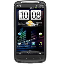 HTC Sensation™ 4G - Carbon Grey - Refurbished