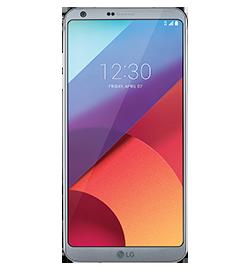 LG G6™ - Ice Platinum - Prepaid