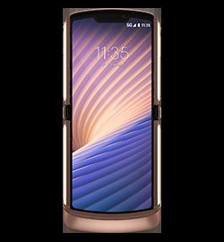 Motorola - razr 5G - Blush Gold - 256GB