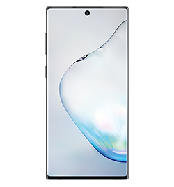 Samsung - Galaxy Note10 - Aura Black - 256GB