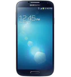 Samsung Galaxy S® 4 - Black Mist - 16GB