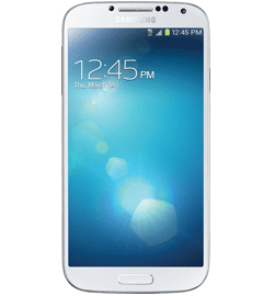 Samsung Galaxy S® 4 - Blanco escarcha - 16GB