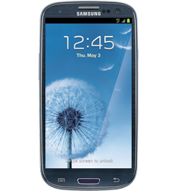 Galaxy S III - Blue - 16GB - Certified Pre-Owned