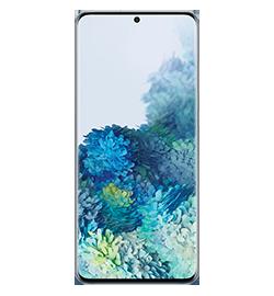 Samsung - Galaxy S20+ 5G - Cloud Blue - 128GB