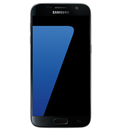 """Galaxy S7 - Black Onyx - 32gb Big On Screen And Slim On Profile.  Crisp, Bright Display On 5.1"""" Quad Hd Super Amoled Screen  Water And Dust Resistance That Repels Spills, Splashes, And Even Dunks  Sharper Low-Light Images With The World's First Dual-Pixel Smartphone Camera  Up To 256gb Of Expandable Microsd Memory (card Sold Separately) Explore A Whole New Galaxy On The Fastest Nationwide 4g Lte Network. Device Purchase Requires A Sim Starter Kit Which Will Be Added To Your Order Automatically."""