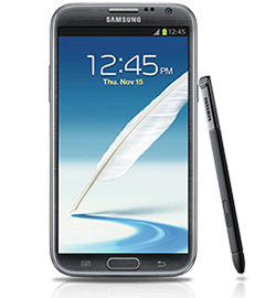 Samsung Galaxy Note II - No Credit Check