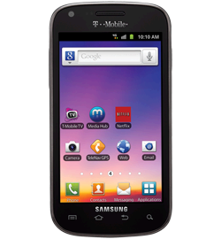 Samsung Galaxy S® Blaze™ 4G - No Annual Contract