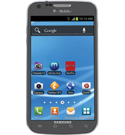 Samsung Galaxy S II - Steel Gray