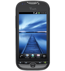myTouch™ 4G Slide - Black - Refurbished